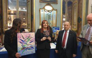 """Alla scrittrice brindisina Simona Pino D'Astore il """"Premio Comunicare l'Europa"""""""