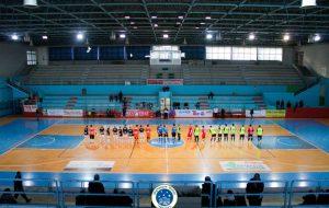 L'Olympique Ostuni sconfitta 6-1 a Bisceglie