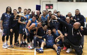 Inarrestabile Dinamo Brindisi: largo successo contro Trani e 5ª vittoria consecutiva