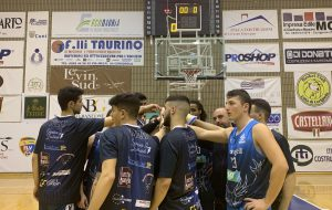 Sconfitta a testa alta della Dinamo Brindisi contro la capolista Cerignola