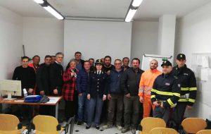 Prosegue la collaborazione tra la PolStrada di Brindisi e l'Ente Unico Scuola Edile