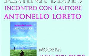 """Antonello Loreto a Mesagne con """"Regina Blues"""""""