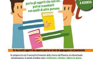 """Swap Party, Domenica 9 Febbraio appuntamento al """"Punto Luce"""" di Brindisi"""