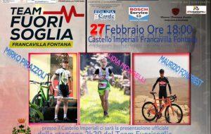L'Asd Team Fuorisoglia presenta ufficialmente la stagione 2020