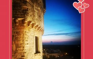 San Valentino al Castello di Carovigno: riduzioni e visite guidate a tema