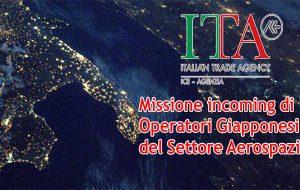 Aerospazio: Brindisi ospita missione incoming di operatori giapponesi. Obiettivo: stringere collaborazioni con aziende italiane