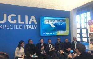 """Presentato alla Bit il progetto """"Marine di Puglia"""""""