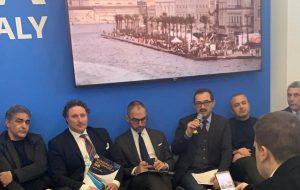 Il Comune di Brindisi presenta alla Bit di Milano i suoi eventi 2020: Giro d'Italia, Medimex, Brindisi-Corfù e Mondiale Motonautica
