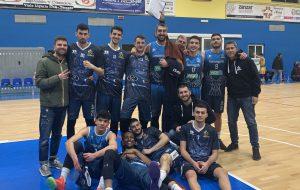Poker Dinamo Brindisi: superato nettamente il Taranto