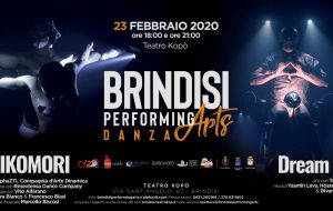 "Brindisi Performing Arts: domenica 23 ""Hikimori"", performance di danza contemporanea"