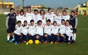 Calcio femminile: ancora una grande prestazione delle NitorGirl contro il Lecce Women
