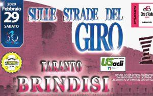 Sulle Strade del Giro: sabato 29 in bici dal Castello di Taranto al Castello di Brindisi