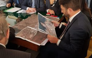 """Rossi dopo incontro al Mise: """"Registrata unità di intenti per lo sviluppo del porto"""""""