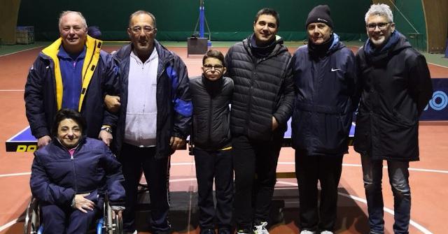 TennisTavolo Brindisi: Importante vittoria per la serie C, ancora miglioramenti per la seconda squadra