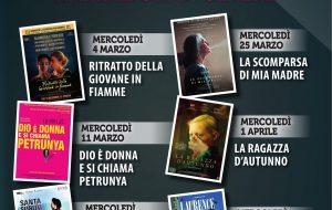 Al Cinema Impero sei film d'autore dedicati alle donne