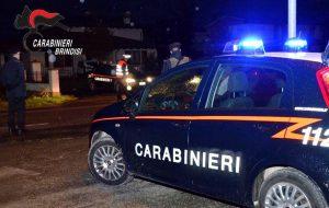 Non si fermano all'Alt dei Carabinieri: arresti a Mesagne e Ceglie