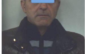 Sorpreso con 32 grammi di eroina: arrestato 55enne del luogo.