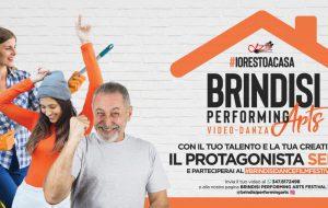 Il protagonista sei tu: partecipa alla call del Brindisi Performing Art