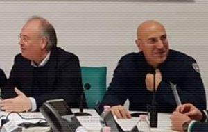 Non si arrestano gli attestati di vicinanza ad Orefice e Rossi