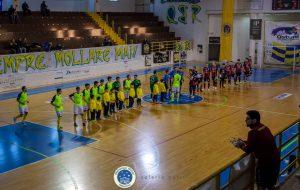 L'Olympique Ostuni sconfitta dal Torremaggiore