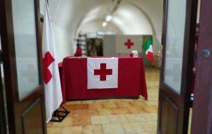 Coronavirus: a Francavilla attivato il presidio permanente della Croce Rossa