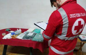 Coronavirus: i servizi del Comitato di Croce Rossa e del Comune di Francavilla