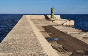 Come ricavare energia elettrica dal moto ondoso: un progetto pilota alla diga di Punta Riso