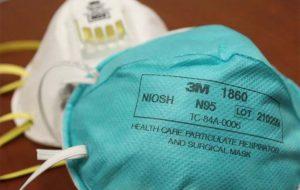 Asl Brindisi: da aprile consegnate 7mila 500 tute e 110 mila mascherine chirurgiche