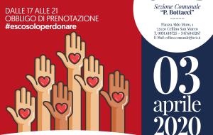 Venerdì 3 raccolta straordinaria di sangue a Cellino San Marco