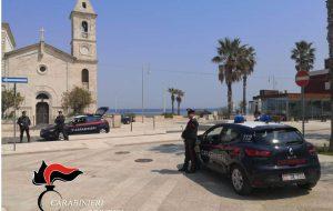 Pasquetta: controlli dei Carabinieri da Savelletri a Lendinuso. In campo anche i droni