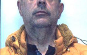 Beccato con 20 grammi di cocaina: arrestato 54enne