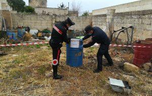 Rifiuto selvaggio: ad Aprile i Carabinieri scoprono 14 discariche illegali