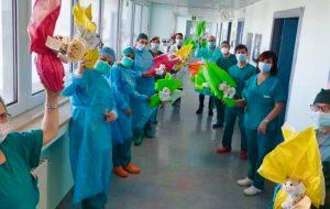 La BrinAIL regala le Uova di Pasqua al reparto di Ematologia dell'Ospedale Perrino