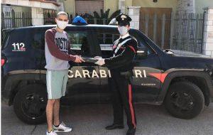 """I Carabinieri consegnano 28 tablet agli studenti dell'Istituto Alberghiero """"Pertini"""""""