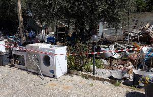 Scoperto e sequestrato deposito abusivo di apparecchiature elettriche