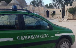 Sequestrato cantiere sui trulli di Cisternino