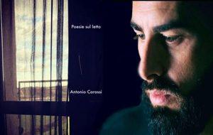 """""""Poesie sul letto: parole d'amore, di viaggio e di luce"""". L'e-book del brindisino Antonio Carassi sulle principali piattaforme digitali"""