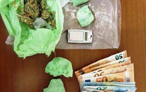 Ceglie Messapica: un arresto ed una denuncia per droga