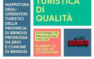 Il Comune di Brindisi sostiene la Mappatura degli operatori turistici: candidature fino al 22 giugno
