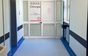 Ospedale di Ostuni: conclusi i lavori nel reparto di Chirurgia generale