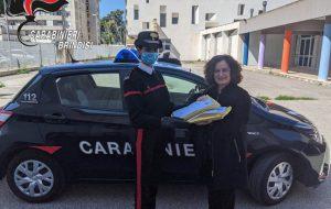 """I Carabinieri consegnati tablet agli studenti dell'Istituto Comprensivo Statale """"Cappuccini"""""""