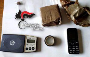 Fermato dai Carabinieri per un controllo: nascondeva in auto 266,3 grammi di eroina