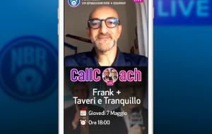 Ultimo live di Call Coach: Frank Vitucci ospita Mino Taveri e Flavio Tranquillo