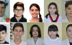 """Il Taekwondo non si ferma: la Pennetta Rosa al campionato on-line """"Coppa Chimera"""""""