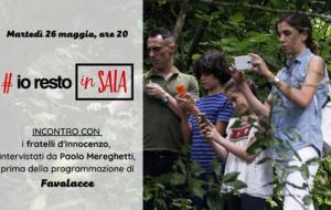 Dal 26 Maggio  parte la programmazione online del cinema Andromeda di Brindisi con il circuito IORESTOINSALA
