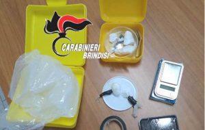Sorpresi con 11,7 grammi di cocaina: tre arresti
