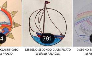 """Circolo della Vela Brindisi : ecco i vincitori del concorso """"Disegna la Maglietta"""". Di Giulia Cesaria"""