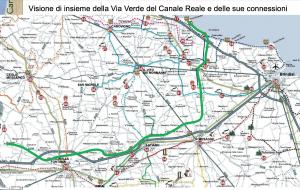 La Via Verde del Canale Reale: presentato alla Regione il corridoio ecologico  da includere nel PRMC
