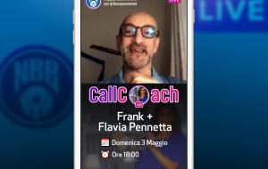 Call Coach: domani Frank Vitucci ospita la campionessa brindisina Flavia Pennetta