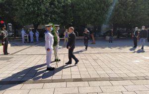 2 Giugno: sobria Cerimonia a Brindisi per il 74° Anniversario della Repubblica Italiana